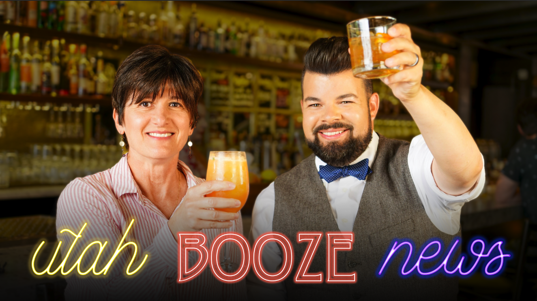 Tanner Answers Utah Liquor Questions on Utah Booze News Podcast